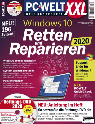 PC-WELT Sonderheft 03/2020