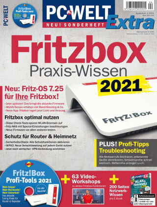 PC-WELT Sonderheft 04/2021