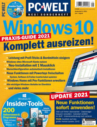 PC-WELT Sonderheft 05/2021