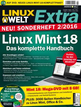 LinuxWelt Sonderheft 02/16