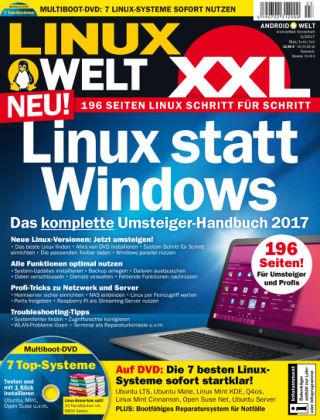 LinuxWelt Sonderheft 03/17
