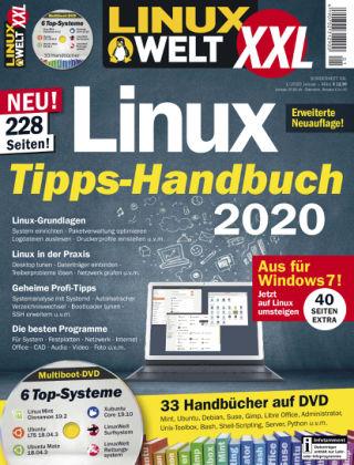 LinuxWelt Sonderheft 01/20