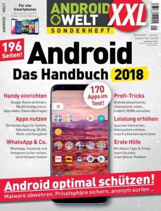 Android Welt Sonderheft 01/2018