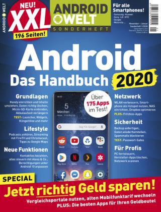 Android Welt Sonderheft 01/2020