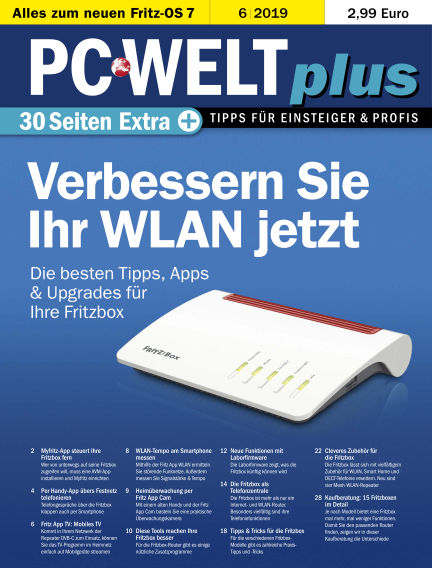 PC-WELT PLUS May 03, 2019 00:00