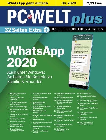 PC-WELT PLUS April 30, 2020 00:00