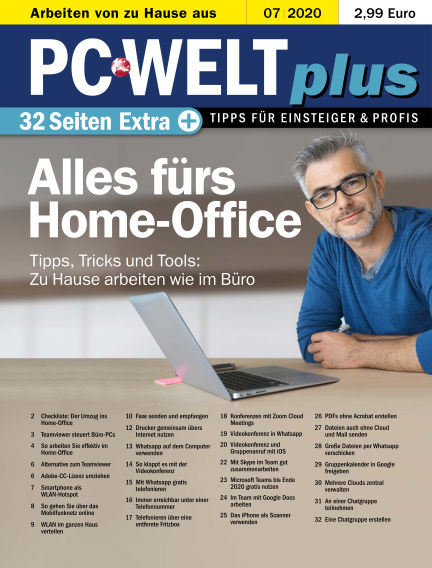 PC-WELT PLUS June 05, 2020 00:00