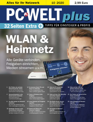 PC-WELT PLUS 10/2020