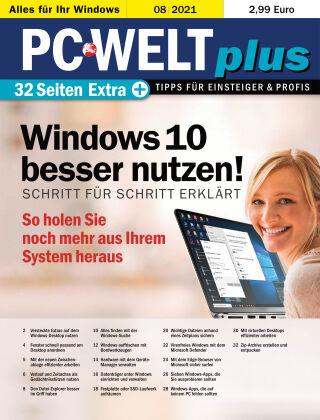 PC-WELT PLUS 08/2021