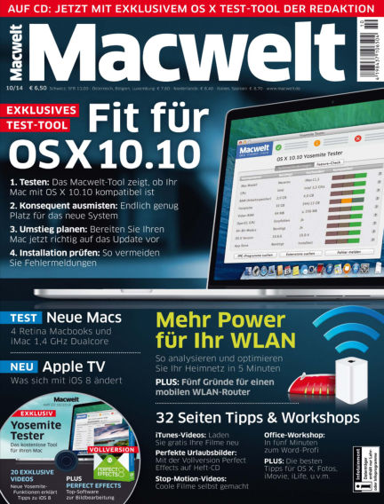 Macwelt Special September 02, 2014 00:00