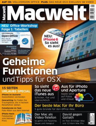 Macwelt Special 09/14