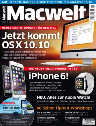 Macwelt Special 11/14