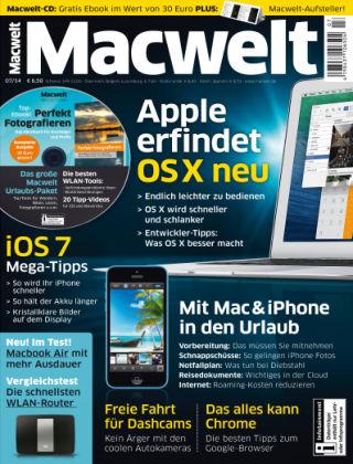 Macwelt Special 07/14