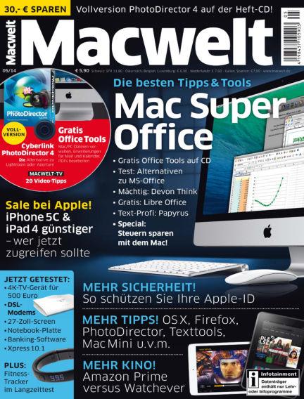 Macwelt Special April 01, 2014 00:00
