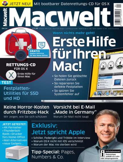 Macwelt Special March 04, 2014 00:00