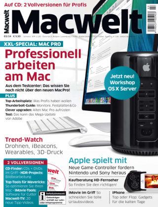 Macwelt Special 03/14