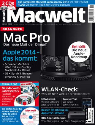 Macwelt Special 02/14