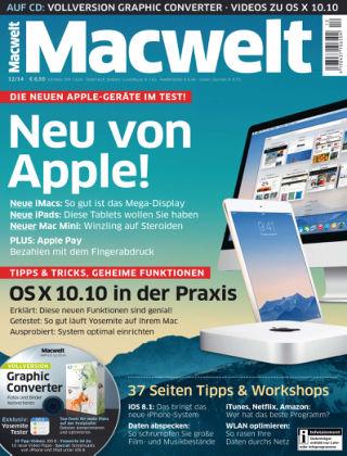 Macwelt Special 12/14