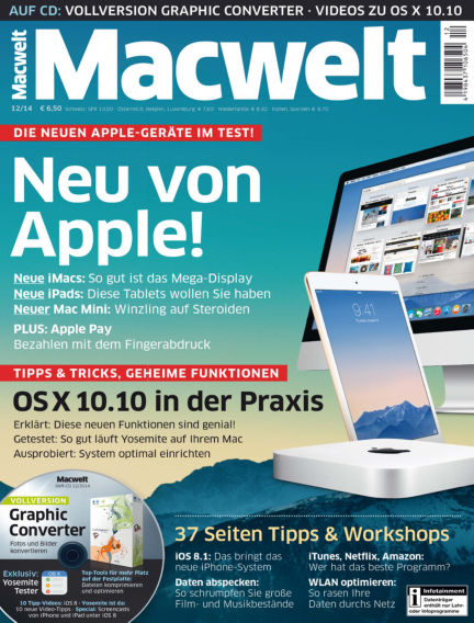Macwelt Special November 04, 2014 00:00