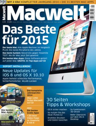 Macwelt Special 01/15
