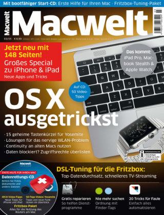 Macwelt Special 03/15