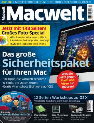 Macwelt Special 04/15