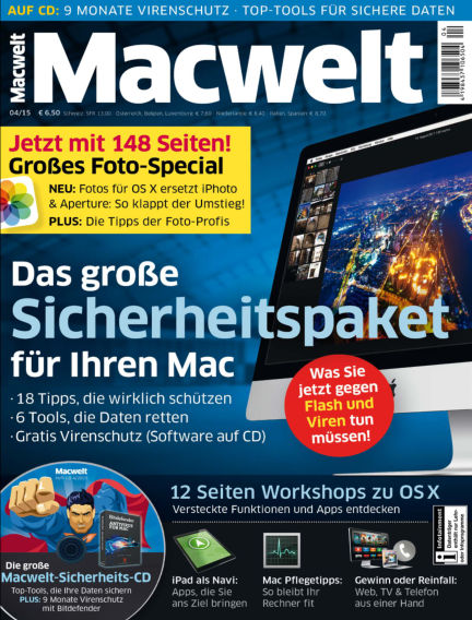 Macwelt Special March 03, 2015 00:00