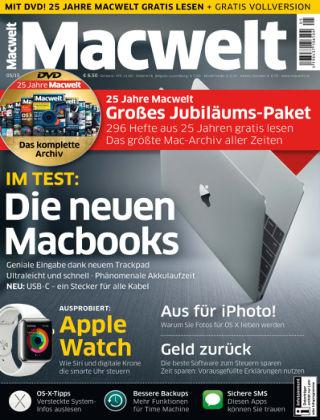 Macwelt Special 05/15