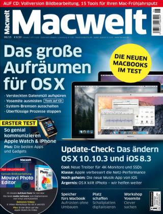 Macwelt Special 06/15