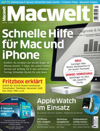 Macwelt Special 07/15