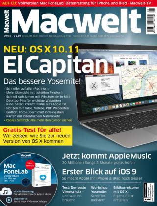 Macwelt Special 08/15