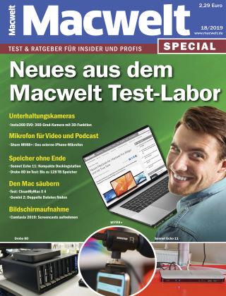 Macwelt Special 18/2019