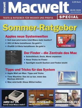 Macwelt Special 08-09/2020