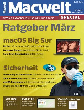 Macwelt Special 03/2021