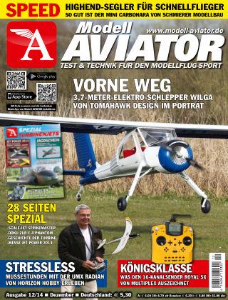 Modell AVIATOR 12/2014