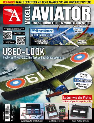 Modell AVIATOR 05/2015