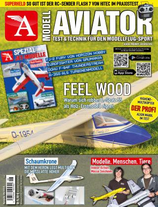 Modell AVIATOR 06/2015