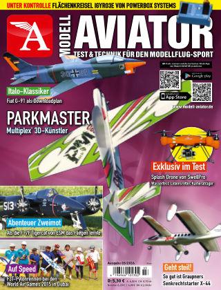 Modell AVIATOR 03/2016