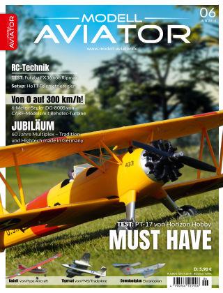 Modell AVIATOR 06/2018