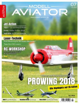 Modell AVIATOR 07/2018