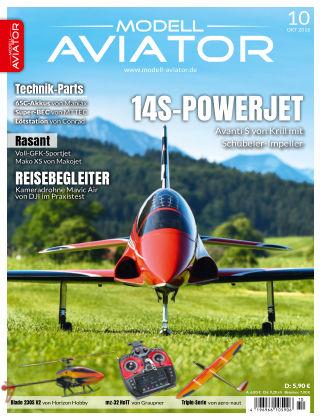 Modell AVIATOR 10/2018