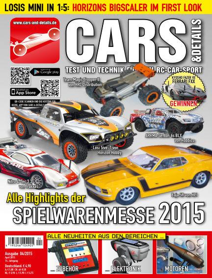 CARS & Details February 20, 2015 00:00