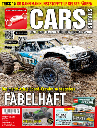 CARS & Details 08/2015