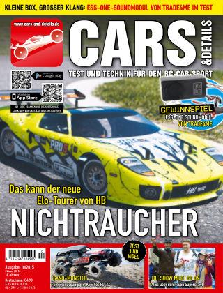 CARS & Details 10/2015