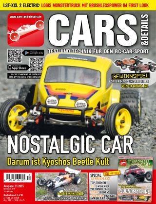 CARS & Details 11/2015