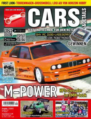 CARS & Details 12/2015