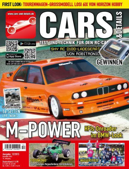 CARS & Details October 23, 2015 00:00