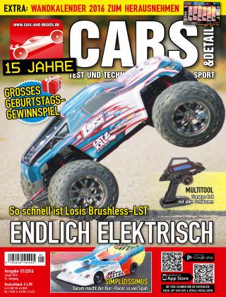 CARS & Details 01/2016