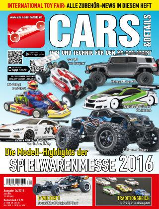 CARS & Details 04/2016