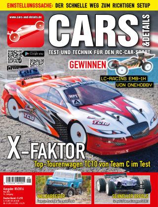 CARS & Details 05/2016